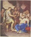 Elisabeth Sophie Chéron - Tod der Virginia - 1650.png