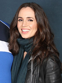 Eliza Dushku - the hot, beautiful,  actress  with German, Irish, Albanian, Danish, English,  roots in 2017
