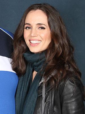 Eliza Dushku - Dushku in 2012