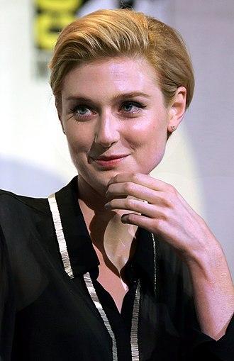 Elizabeth Debicki - Debicki at San Diego Comic-Con in 2016