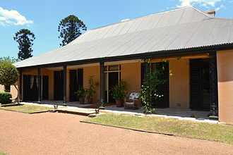 Sydney Living Museums - Image: Elizabeth Farm 3