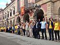Els diputats de CiU a la Via Catalana al Parlament.jpg
