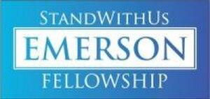 StandWithUs - StandWithUs Emerson Fellowship Logo