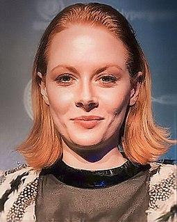 Emily Beecham English-American actress