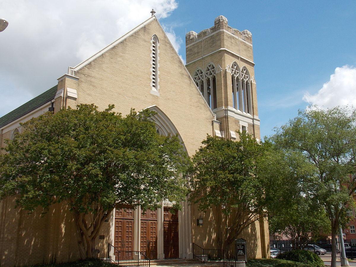 Emmanuel Baptist Church (Alexandria, Louisiana) - Wikipedia Emmanuel Baptist Church
