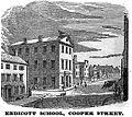 EndicottSchool CooperSt Boston HomansSketches1851.jpg