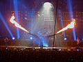 Engel by Rammstein, London O2, 2012.jpg