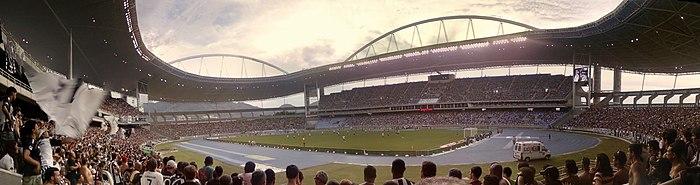 35e55c6769 Estádio Olímpico Nilton Santos – Wikipédia