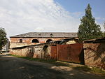 Enginers Arsenal (Daugavpils fortress) 05.JPG