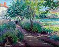 Enrique Simonet - Camino de El Paular - 1921 GQ.jpg