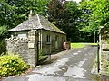 Entrance and Maggie's Cottage - geograph.org.uk - 876846.jpg