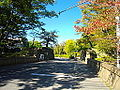 Entrance to Ueda Castle.JPG