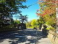 Entrance to Ueda Castle.JPG