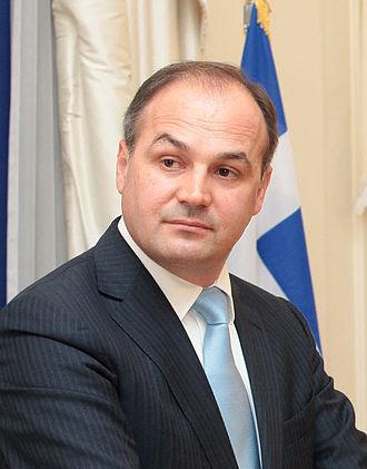 Ministry of Foreign Affairs (Kosovo) - Image: Enver Hoxhaj 2013