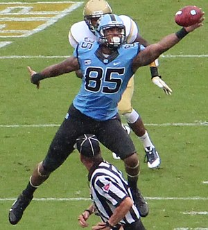 Eric Ebron - Ebron with North Carolina in 2013