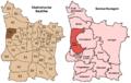 Erlangen Bezirke Gemarkungen Kosbach.png