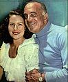 Erle and Al Jolson 1947.jpg