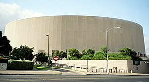 Frank Erwin Center - Image: Erwin center 2005