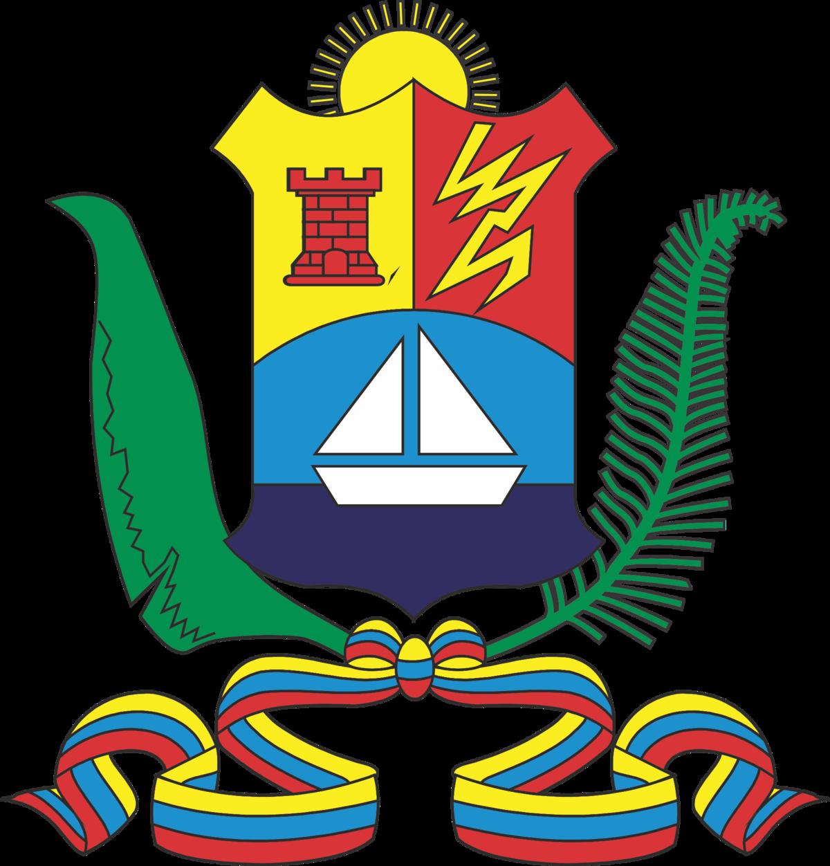Escudo de armas del estado Zulia - Wikipedia, la enciclopedia libre