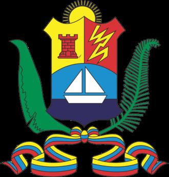 Zulia - Image: Escudo Estado Zulia