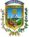 Coat of arms of El Alto