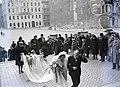 Esküvői fotó, 1948 Budapest. Fortepan 105331.jpg