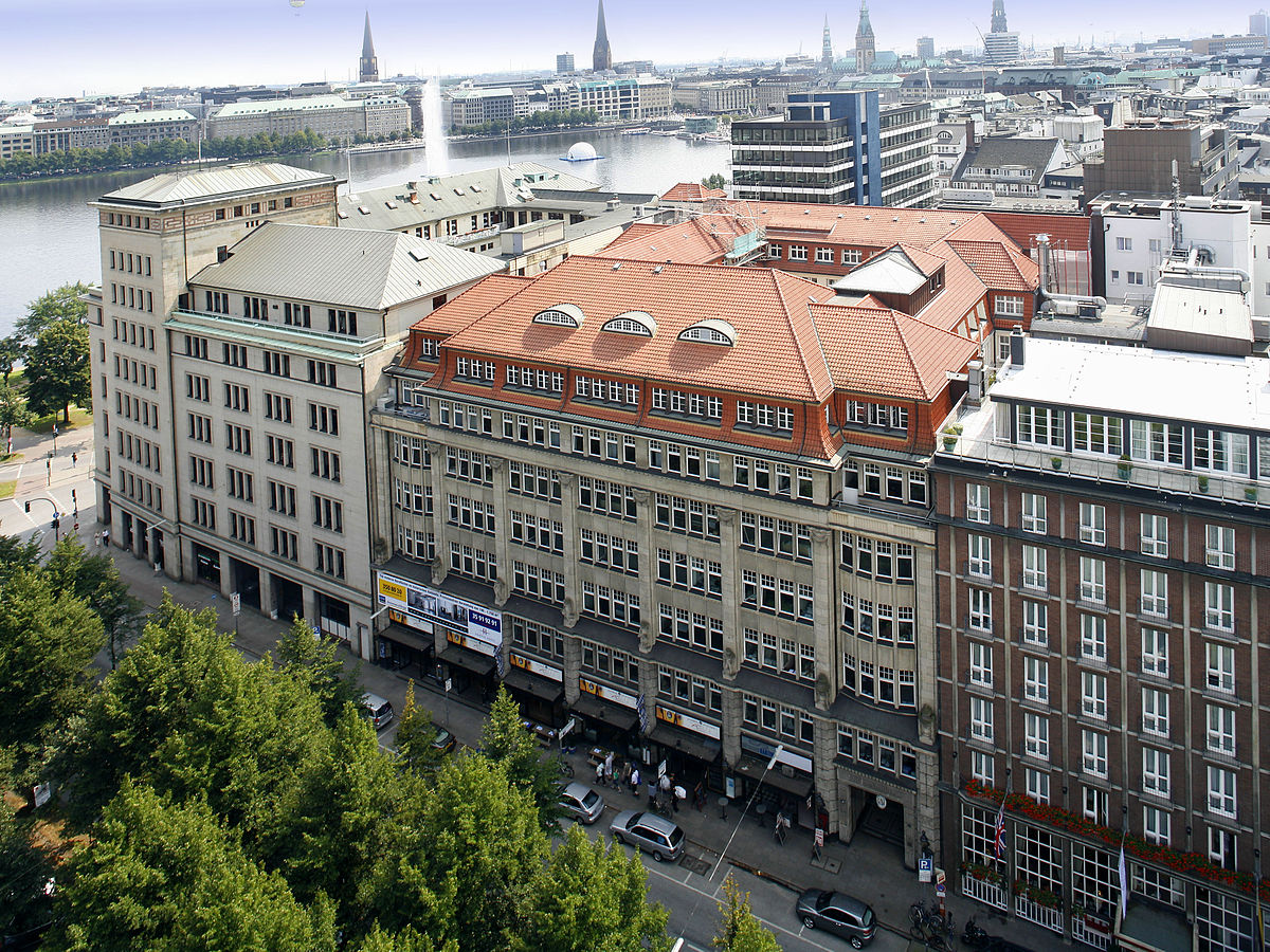 Esplanade Hamburg Hotel