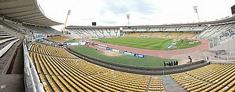 Estadio Mario Alberto Kempes - Image: Estadio Kempes luego de finalizar un partido