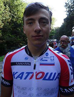 Vyacheslav Kuznetsov (cyclist) Russian cyclist
