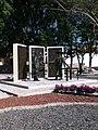Estatua conmemorativa del Plan de Ayala.JPG
