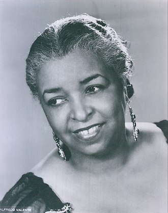 Ethel Waters - Waters in 1957