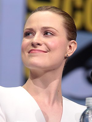 Evan Rachel Wood - Wood at San Diego Comic Con in July 2017.