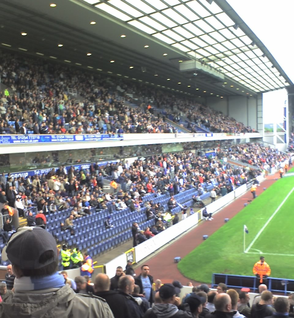 Ewood Jack Walker Stand