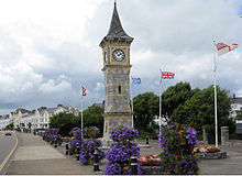 Exmouth clock tower south devon arp.jpg