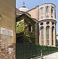 Exterior of Santi Giovanni e Paolo (Venice) - Abside.jpg