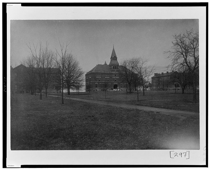 File exterior view of graves hall morehouse college - 600 exterior street bronx ny 10451 ...