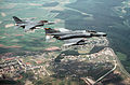 F-4G and F-16C over Spangdahlem AB 1989.JPEG