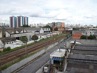 Mooca (district of São Paulo) - Hipódromo