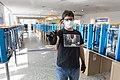 Fabricación de máscaras y barbijos 3D en el Museo Malvinas (49884172936).jpg