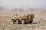 Falcon Sqn FUCHS vehicle in Jordan MOD 45164583.jpg