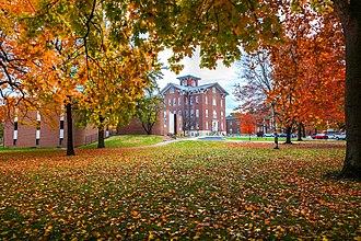 Lincoln College (Illinois) - University Hall
