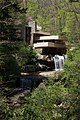 Fallingwater during dogwood and redbud time (9211043603).jpg