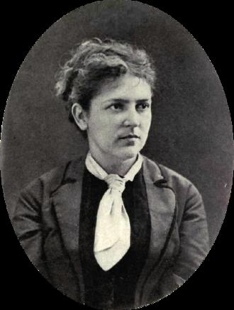 Fanny Stevenson - Fanny Vandergrift Osbourne Stevenson