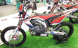 Fantic Motor - Fantic Caballero TZ 300, 2012