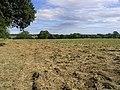 Farmland east-southeast of The Shaw Farm - geograph.org.uk - 547441.jpg