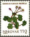 Faroe stamp 043 mountain flowers (ranunculus glacialis).jpg