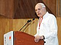 "Farooq Abdullah addressing the Indian Water Forum an International Water Convention ""Water Security and Climate Change Challenges and Opportunities"", in New Delhi on April 13, 2011.jpg"