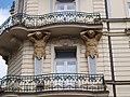 Fassade mit Atlanten in Josefov, Praha, Prague, Prag - panoramio.jpg