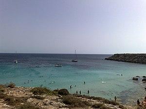 Aegadian Islands - Cala azzurra, Favignana