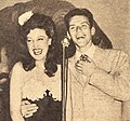 Fay McKenzie and Frank Sinatra, 1946.jpg